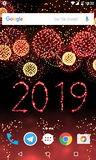 New Year Fireworks 2019 4.3.2 screenshots 1