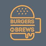Logo for Burgers N Brews