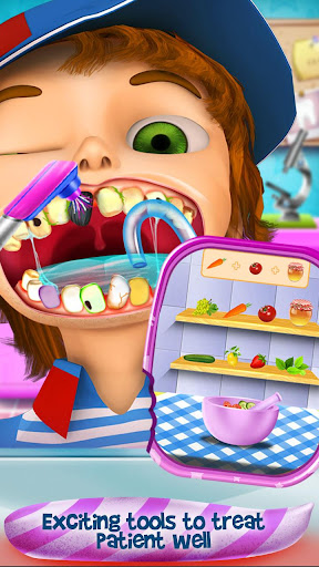 Crazy Fun Kid Dentist