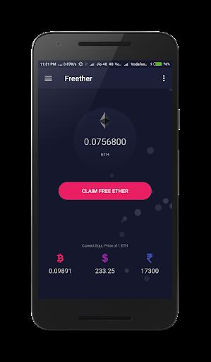 Freether : Free Ethereum 2.0 screenshots 1