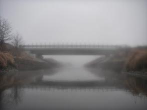 Photo: Ostatni mostek nad Gostynią
