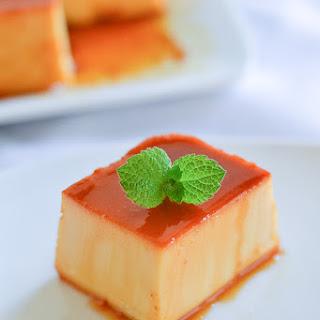 Leche Flan with Cream Cheese Recipe