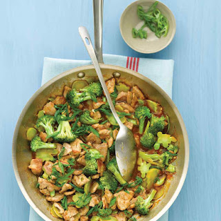 Quick and Easy Broccoli Ginger Pork Stir-Fry