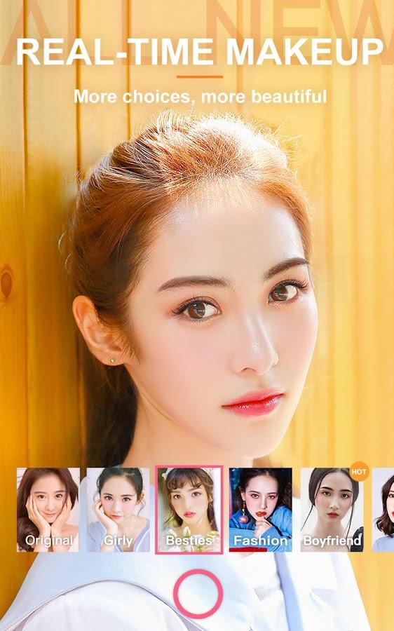 BeautyCam- لقطة شاشة