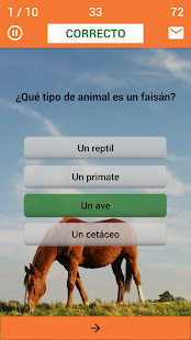 Animals! Trivial Quiz- screenshot thumbnail