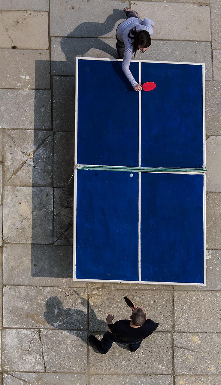 sfida a ping pong di angart71