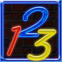 Trace Number Free Learning App icon