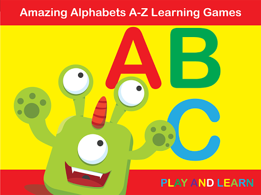 ABC Monster - Phonics Alphabet