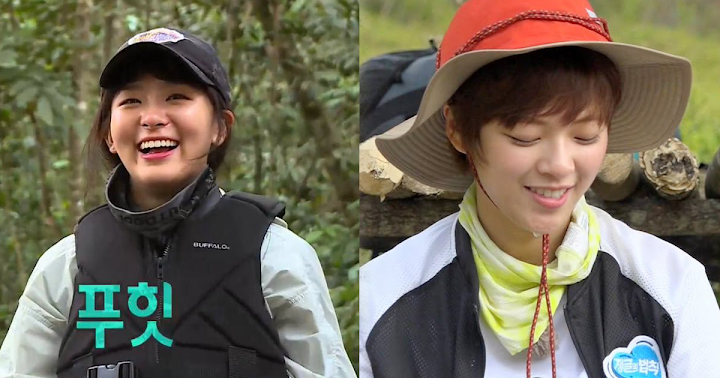13 Female Idols Who Conquered The Jungle On 'Law of the