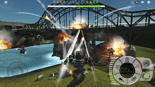 Mech Battle – Robots War Game 4.1.5 Mod APK Latest Version 1