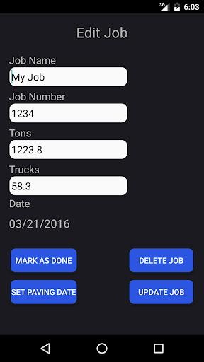 Asphalt Calculator Advanced  screenshots 6