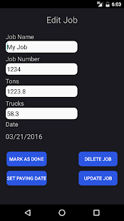Asphalt Calculator Advanced- screenshot thumbnail