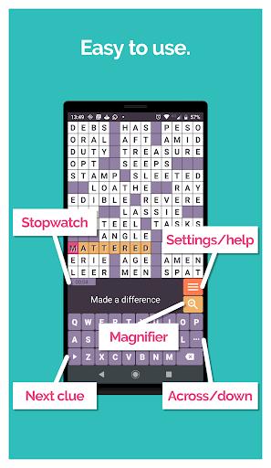 Crossword Puzzles 1.0 Mod screenshots 5