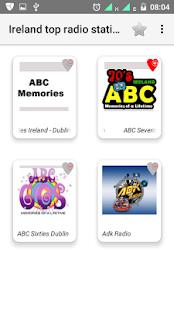 Ireland FM radio - náhled