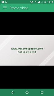 Wake Me Up Agent- screenshot thumbnail