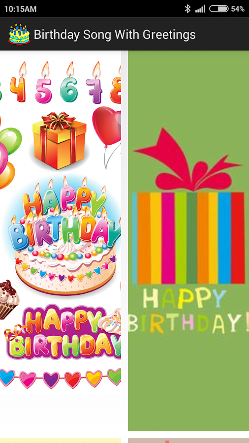 Birthday Song with Greetings Android Apps on Google Play – Birthday Text Greetings