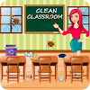Classroom Cleaning at High School