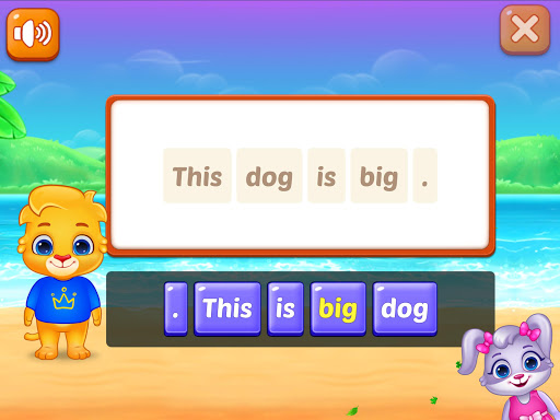 Sight Words - PreK to 3rd Grade Sight Word Games 1.0.5 screenshots 14