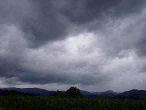 Photo: hoffentlich bleibt das Wetter fern ab ..
