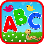 ABC Flash Cards For Babies Icon