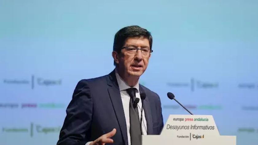 El vicepresidente andaluz destaca que los movimientos estarán permitidos siempre que ambas provincias estén en la misma fase.