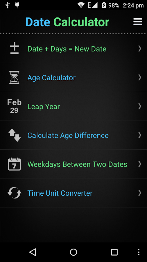 Time Date Calculator On The App Store - Www imagez co