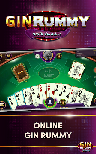 Gin Rummy - Online Card Game android2mod screenshots 9