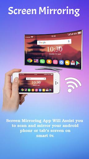 Screen Mirroring with Samsung TV - Mirror Screen 6.0 screenshots 1