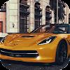Drift Racing Chevrolet Corvette C7 Simulator Game APK