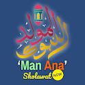 Man Ana Sholawat icon