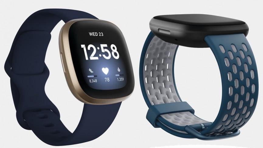 Fitbit Versa 3 v Versa 2: chúng tôi so sánh đồng hồ thông minh Fitbit -  Megamobile - Di động trong tầm tay