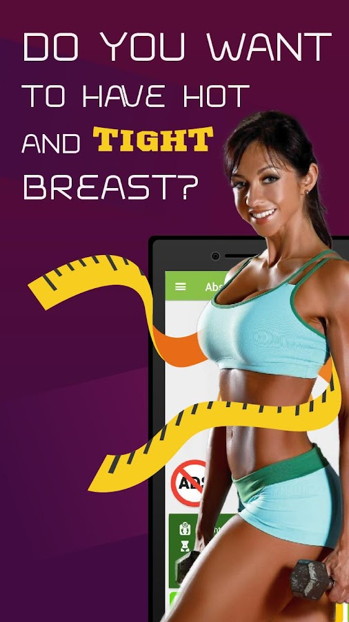 Beautiful breast workout- screenshot