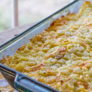 Cheesy Hash Brown Casserole.