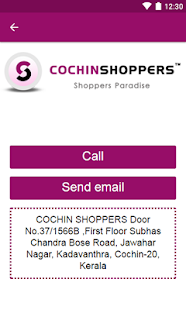 COCHIN SHOPPERS- screenshot thumbnail
