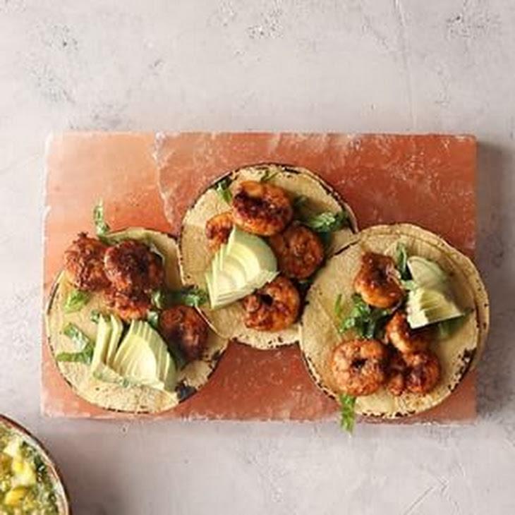 Asada Mushroom Tacos with Lime Smashed Avocado Recipe