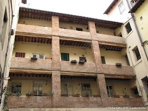 Photo: 2000 éves római-kori ház Luccában