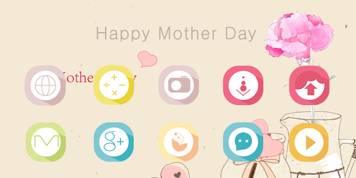 Happy Mother's Day Theme