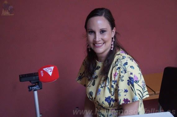 Entrevistas a Candidatas a Cortes de Honor. Olivereta. #Elecció19