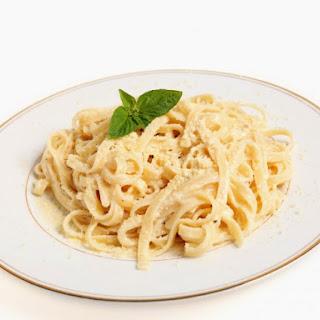 Pasta House Company Fettuccine Alfredo.