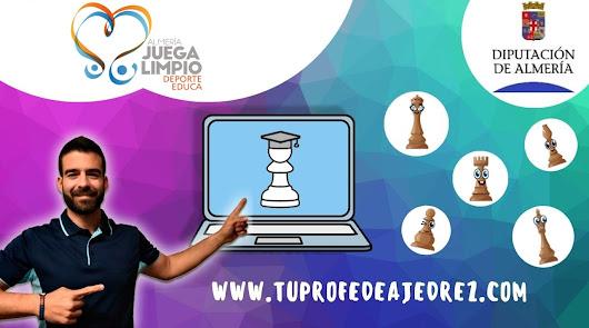 Los JDM acercan el ajedrez virtual