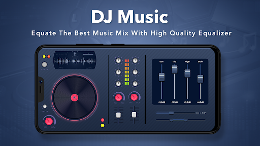 DJ Music Mixer Player : Free Music Mixer screenshot 1