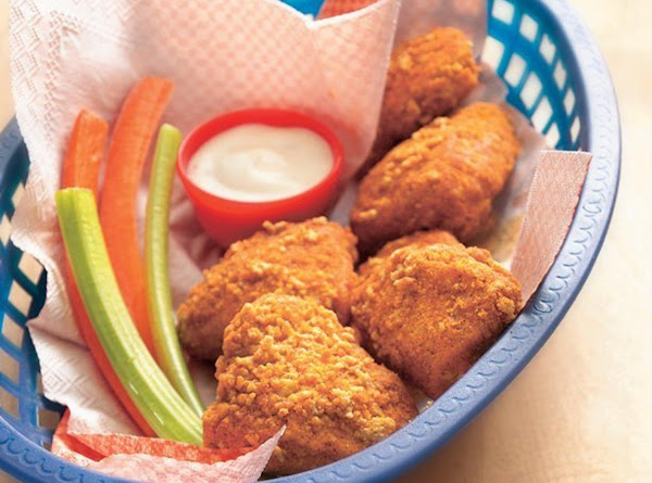 Buffalo-style Chicken Nuggets Recipe