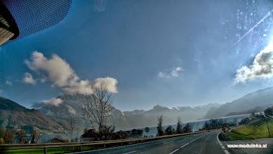 Photo: nichteinmal dreckige autoscheiben können dieses wunderbare panorama zerstören