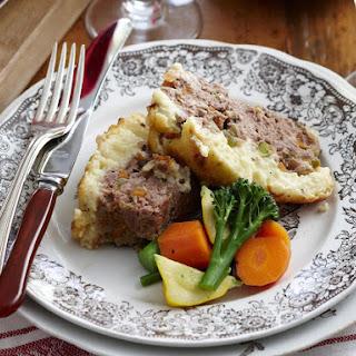 Shepherd's Meatloaf.