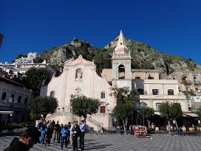 Photo: The church of San Giuseppe on the piazza Sant' Agostino aka piazza IX Aprile