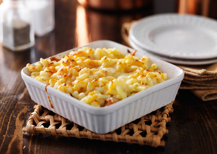 Macaroni and cheese is not Italian - as if! - but rather has UK and US roots