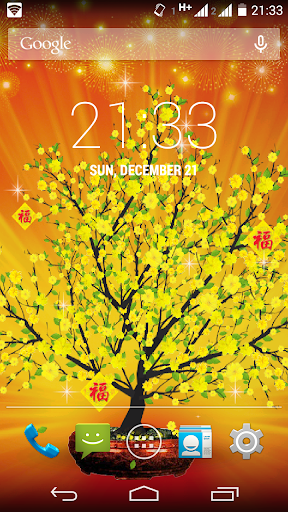 Mai Tet Live Wallpaper