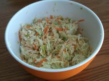 Chicken Salad Slaw
