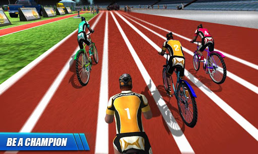 BMX Bicycle Racing Simulator screenshot 21