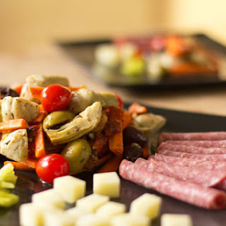 Antipasto Style Hors d'oeuvres